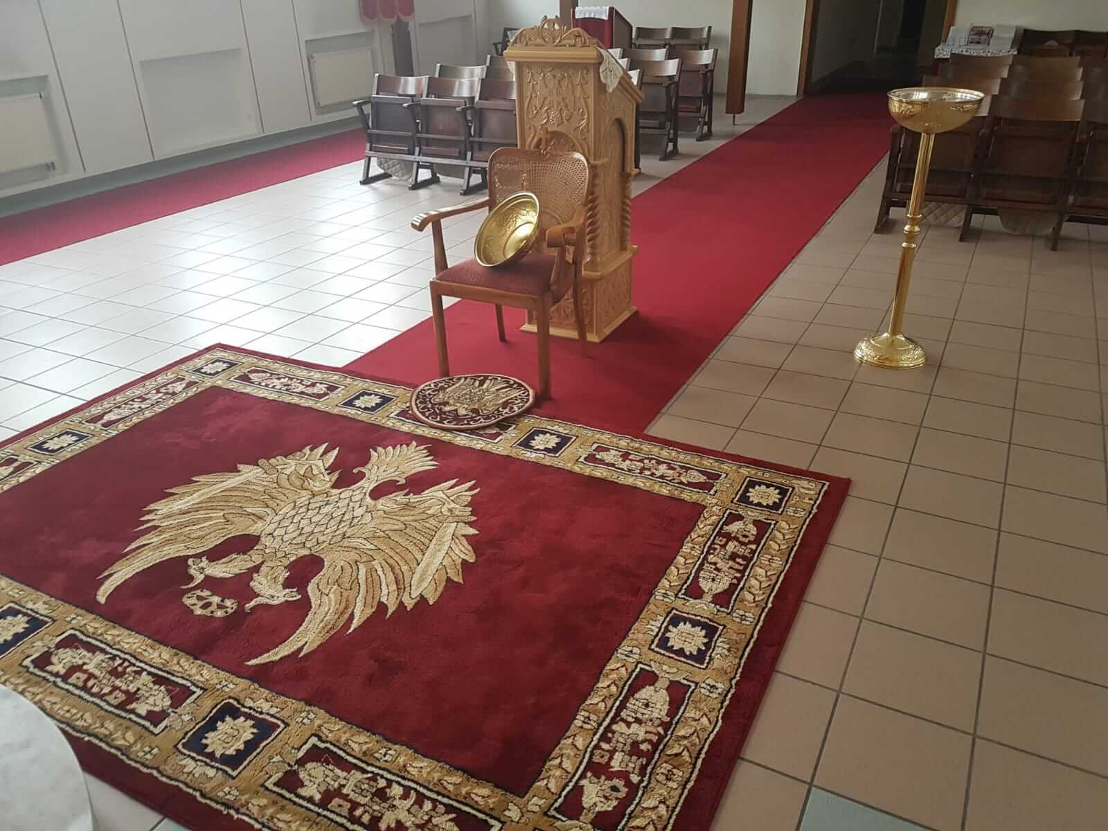 Crkva u Ulmu-enterijer 4