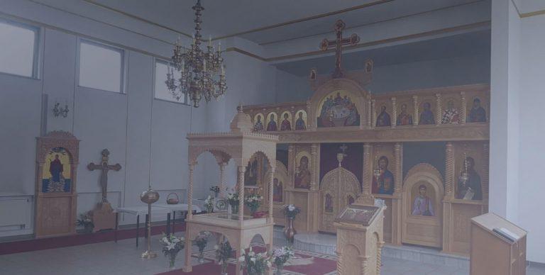 Распоред Богослужења Мај
