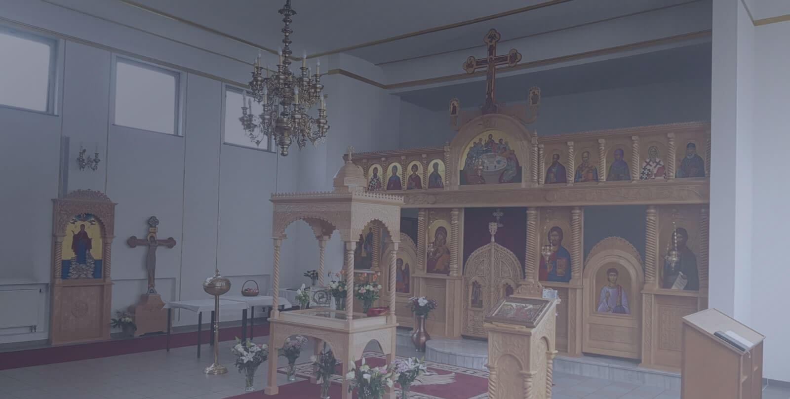 Распоред Богослужења Октобар