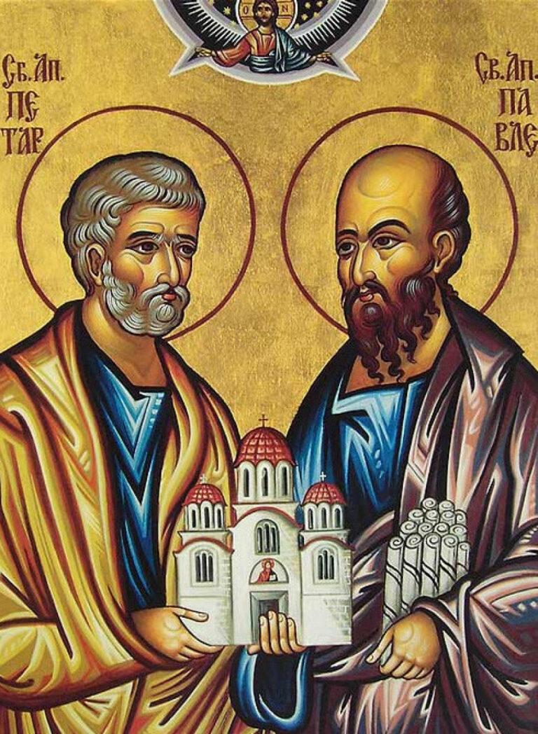 Петровдан – Света Литургија